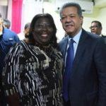 Dulce Rojas asegura Leonel Fernández garantiza triunfó del PLD en el 2020